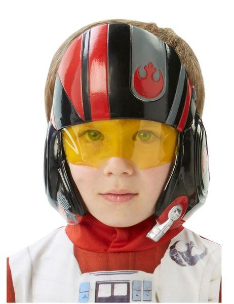 Rubie's Maska Star Wars EP7: X-Wing pilot