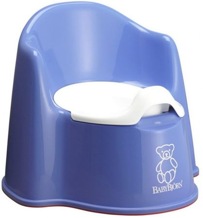 Babybjörn Háttámlás Bili, Kék