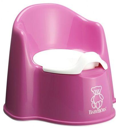 Babybjörn Háttámlás bili, Rózsaszín