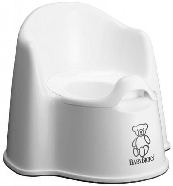 Babybjörn Nočník Křesílko, White