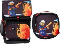 LEGO® City Fire šolski set, 2-delni