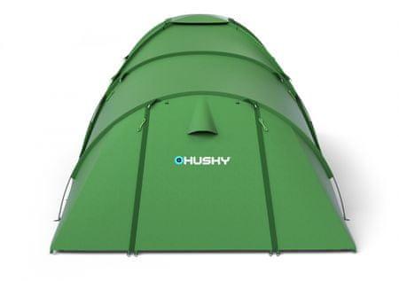 ae41047fda73 Husky Boston 6 (S12) Családi sátor, Zöld - Értékelések   MALL.HU