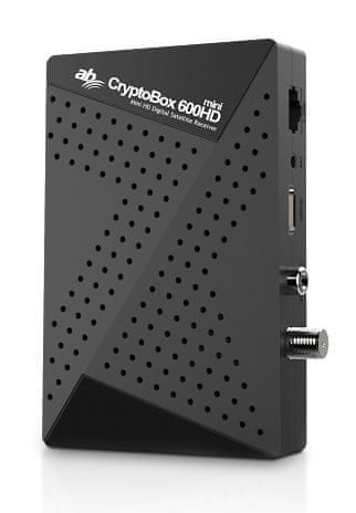 AB CryptoBox 600HD mini
