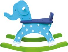 Jabadabado Niebieski słoń na biegunach