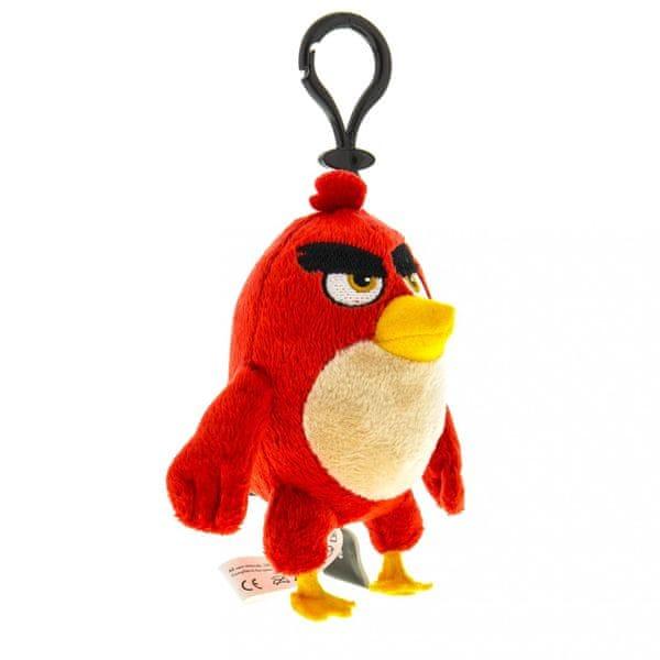 ADC Blackfire Angry Birds Ruďák s přívěskem 14 cm