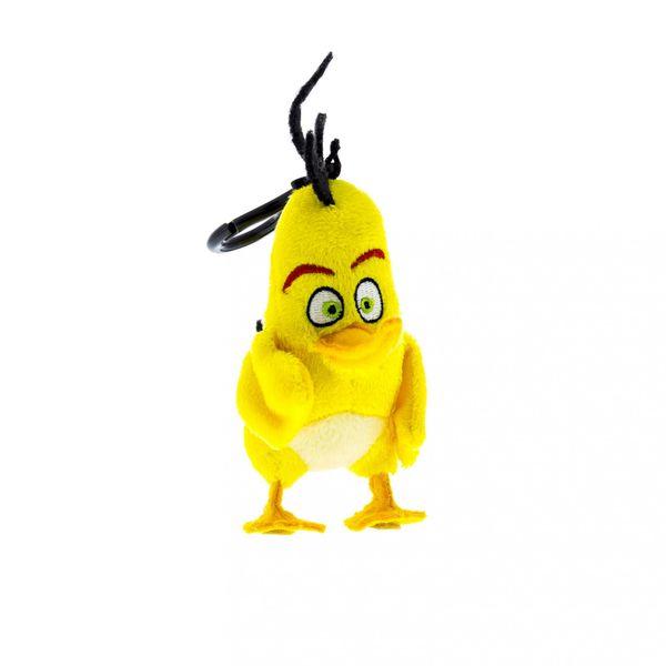 ADC Blackfire Angry Birds Žluťas s přívěskem 14 cm