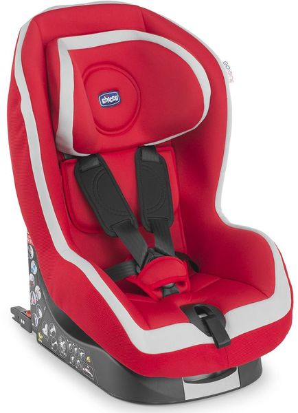 Chicco Autosedačka Go-One Isofix 9-18 kg, RED