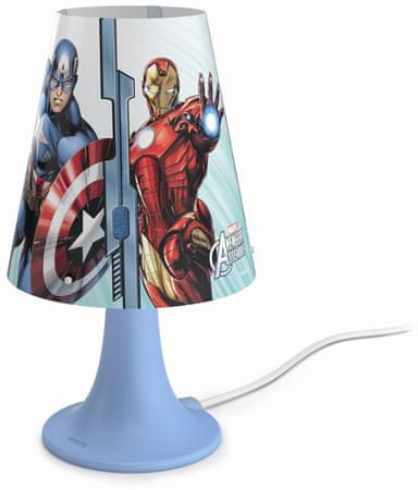Philips LED lampa Avengers 71795/36/16