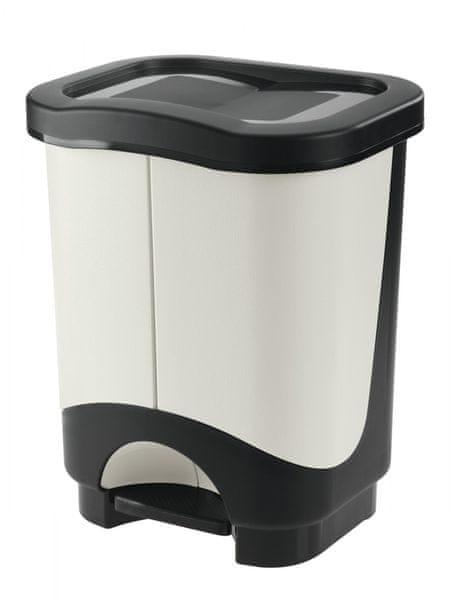Tontarelli Koš na tříděný odpad Idea 10,5 l