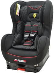 Ferrari Cosmo SP ISOFIX GT Autósülés, Fekete