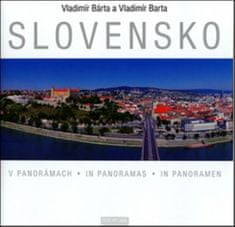 Bárta, Vladimír Barta Vladimír: Slovensko v panorámach