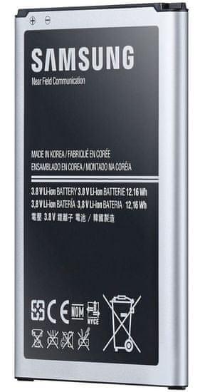 SAMSUNG akkumulátor, EB-BG900BB, Galaxy S5, BULK 19244
