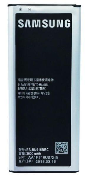 Samsung baterie, EB-BN915BBC, Galaxy Note 4 Edge, BULK