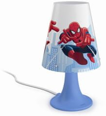 Philips Lampa LED Spider Man 71795/40/16