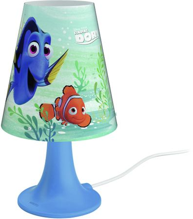Philips Lampa LED biurkowa Finding Dory 71795/90