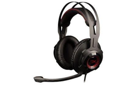 Kingston slušalke z mikrofonom HyperX Cloud Revolver, (HX-HSCR-BK/EM)
