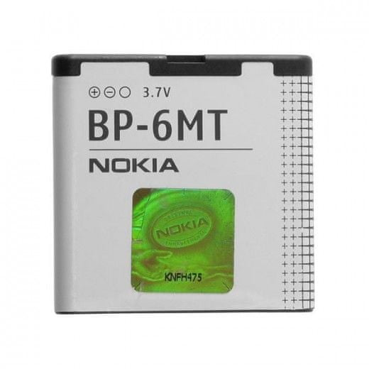 Nokia baterie, BP-6MT, BULK