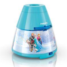 Philips Projektor a nočná LED lampa Frozen 71769/08/16