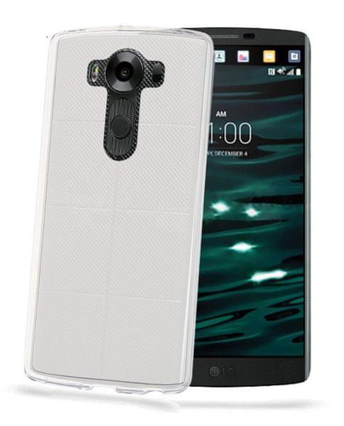 Celly pouzdro Gelskin, LG V10, čiré