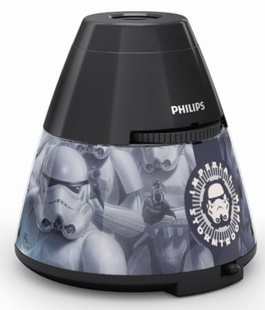 Philips Projektor LED Star Wars 71769/99/16