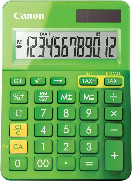 Canon kalkulačka LS-123K-MGR zelená (9490B002)