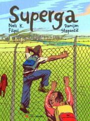 Neli Kodrič Filipić: Superga (strip)