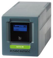 Socomec UPS NeTYS PR MT 1000VA, 700W, Line-interactive, USB, LCD