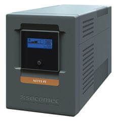 Socomec UPS NeTYS PE 2000VA, 1200W, Line-interactive, USB, LCD