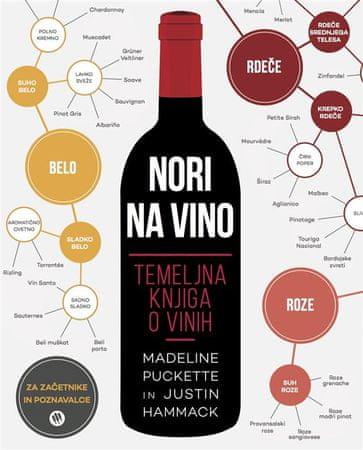M. Puckette, J. Hammack: Nori na vino: temeljna knjiga o vinih