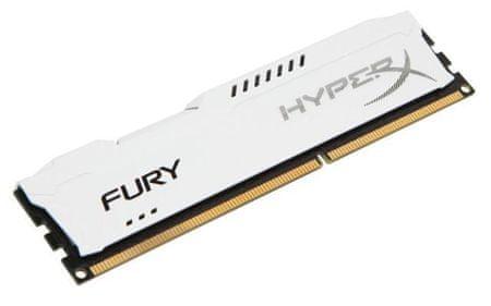 Kingston RAM DDR3 4GB PC1600 HX FURY, bel
