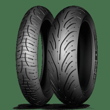 Michelin pnevmatika Pilot Road 4 A, 190/50R17 73W, TL
