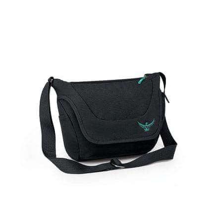 Osprey torbica Flap Jill Micro, črna