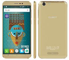Cubot mobilni telefon Note S dual sim, zlatni