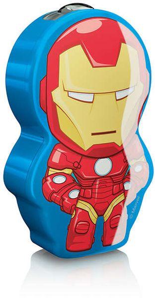 Philips LED baterka Iron-Man 71767/35/16