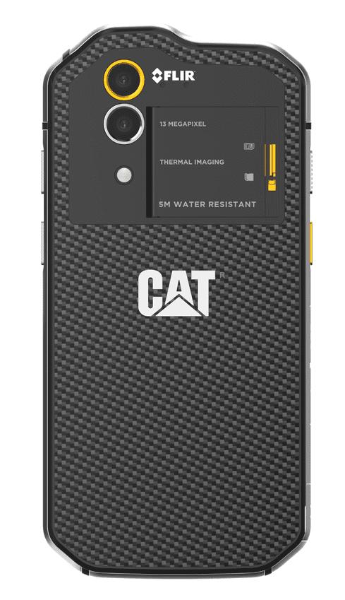 CAT S60, 3GB/32GB, termokamera