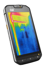 CAT mobilni telefon S60, dual SIM