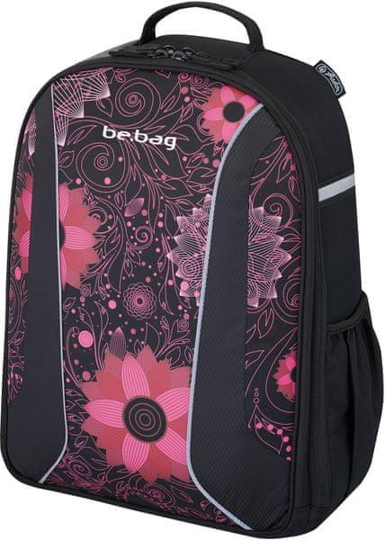 Herlitz Školní batoh be.bag airgo Květy