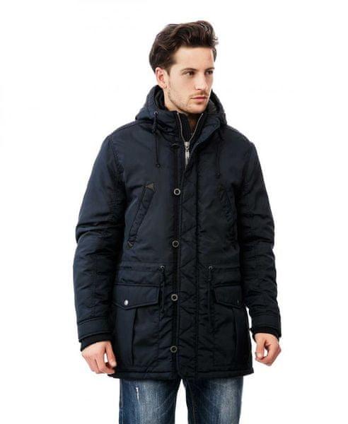 Timeout pánský kabát L tmavě modrá