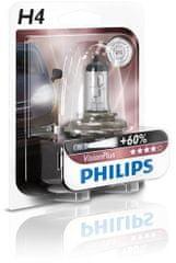 Philips VisionPlus H4, 12 V, 60/55 W, 1 ks