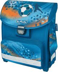 Herlitz Školní batoh Smart Fotbal