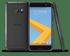 HTC pametni telefon One M10, karbonsko sivi