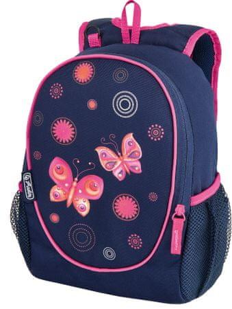 Herlitz Gyermek hátizsák, Pillangós II. osztály