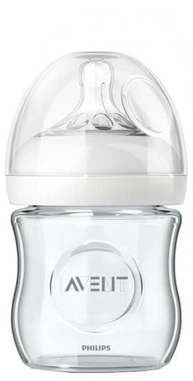 Philips Avent Butelka 120ml Natural szklana, 1szt