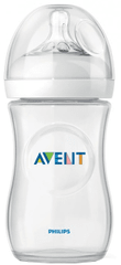 Avent steklenička SCF 693/17 Natural, 260 ml