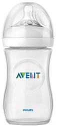 Avent Natural PP Cumisüveg, 260 ml