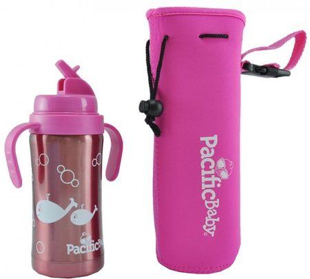 Pacific Baby Termoobal - růžová  b49b6c46805