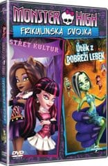Monster High: Frikulínská dvojka   - DVD
