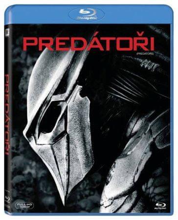 Predátoři - Blu-ray