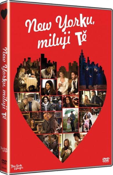 New Yorku, miluji Tě! - DVD