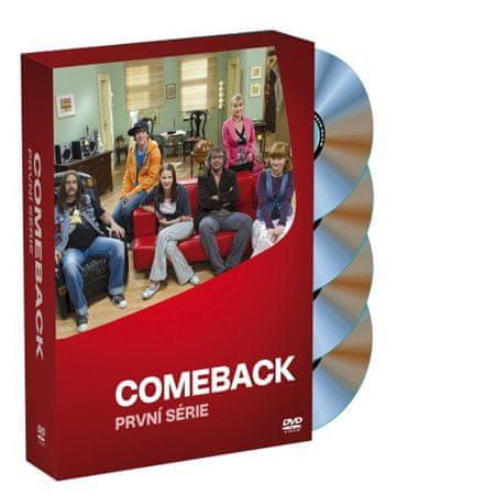 Kolekce Comeback - 1. série (4DVD) - DVD
